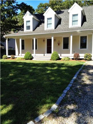 Mashpee, Popponesset Cape Cod vacation rental - Uncle Edwards , front of house