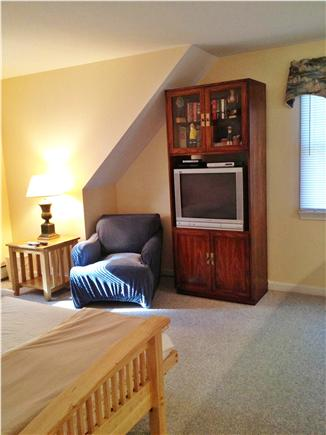 Mashpee, Popponesset Cape Cod vacation rental - Loft with  pull out futon, reading chair and second TV