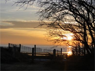 North Eastham Cape Cod vacation rental - At end of Campground Rd, sunsets & beach access