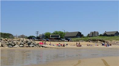 North Eastham Cape Cod vacation rental - Campground Beach on Shurtleff Road (2/10th mile)