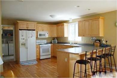 North Eastham Cape Cod vacation rental - New large kitchen w/plenty of supplies