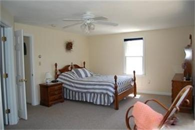 North Eastham Cape Cod vacation rental - Upstairs queen room