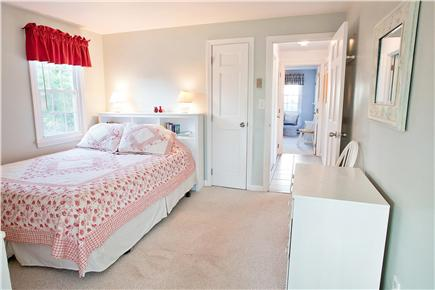 West Yarmouth Cape Cod vacation rental - First floor bedroom with queen size bed