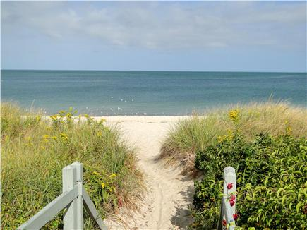 Brewster Cape Cod vacation rental - Walk to private neighborhood beach on Cape Cod bay