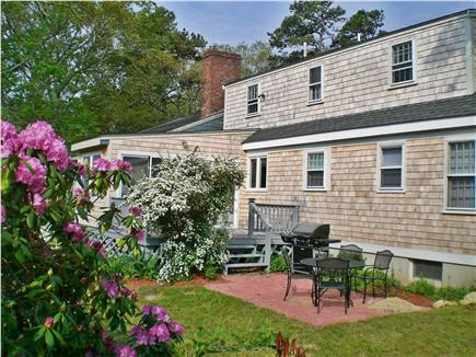Brewster Cape Cod vacation rental - Deck and patio for private dinners or family time
