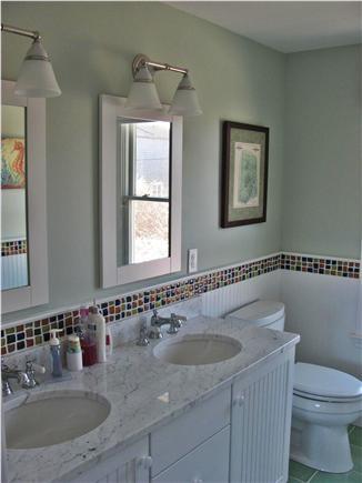 Eastham Cape Cod vacation rental - Upstairs Full Bath