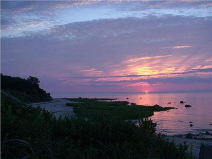 Brewster Cape Cod vacation rental - Sunset on the Bay - 5 min walk.