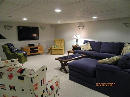 Centerville Centerville vacation rental - Expansive finished basement, movie room, full kitchen, bedroom
