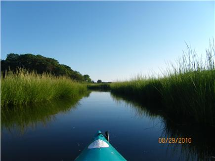 Centerville Centerville vacation rental - Enjoy kayaking on the river to the ocean