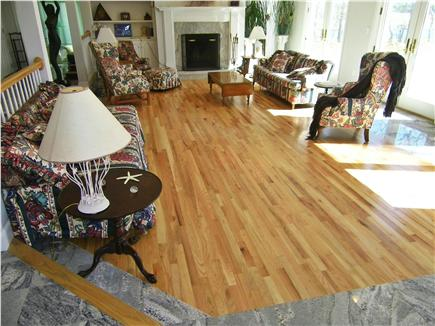 Centerville Centerville vacation rental - Spacious, elegant living room with fireplace