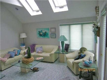 Centerville Centerville vacation rental - Comfortable family room with skylights