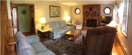 Harwich Cape Cod vacation rental - Comfortable Living Room with Flat screen TV