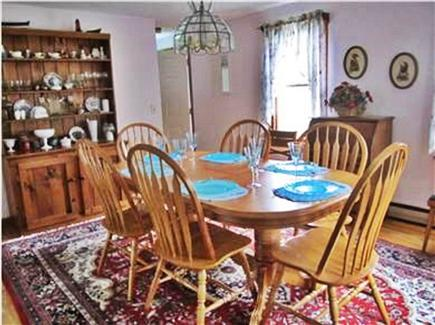 Harwich Cape Cod vacation rental - Spacious Dining Room