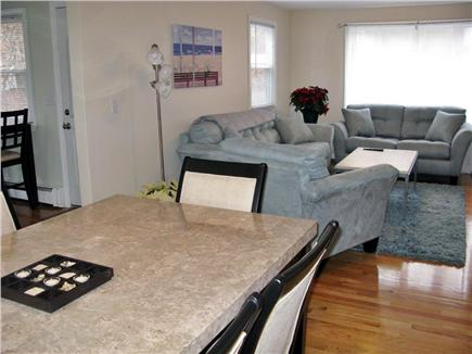 East Falmouth Cape Cod vacation rental - Dining Room / Living Room