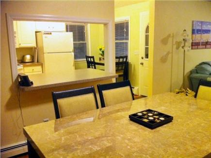 East Falmouth Cape Cod vacation rental - Dining Room / Kitchen