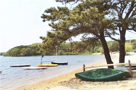 Eastham Cape Cod vacation rental - Great Pond - Only 1/2 mile away