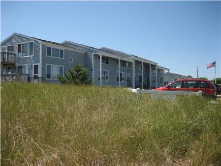 Chatham Cape Cod vacation rental - Chatham Oceanfront Condos - ours is fourth one in from the water