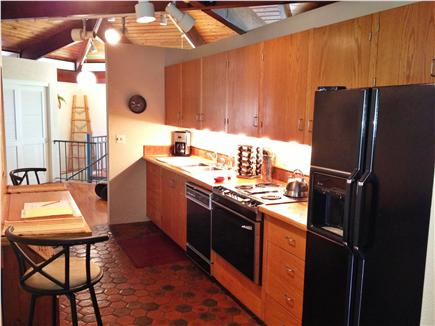 Truro Cape Cod vacation rental - Fully applianced galley kitchen