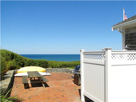 Dennis Cape Cod vacation rental - Large outdoor shower; kayaks available