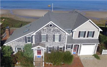 Dennis Cape Cod vacation rental - A beautiful house with a beautiful back yard setting!