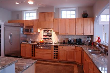 Brewster Cape Cod vacation rental - Kitchen in Main House