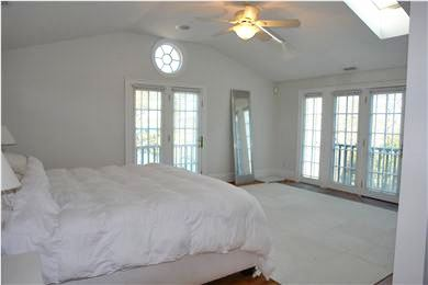 Brewster Cape Cod vacation rental - Master Suite in Main House