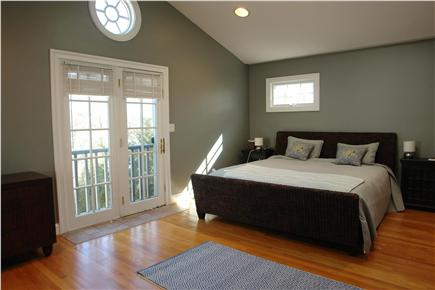Brewster Cape Cod vacation rental - Guest House Master Bedroom