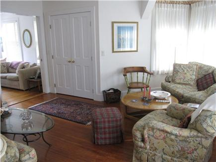 Osterville Osterville vacation rental - Relaxing living room with television, DVD player and VCR