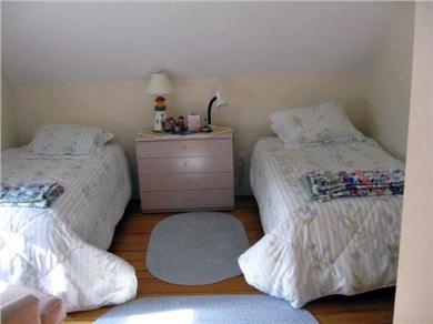 Osterville Osterville vacation rental - Upstairs bedroom with twin beds