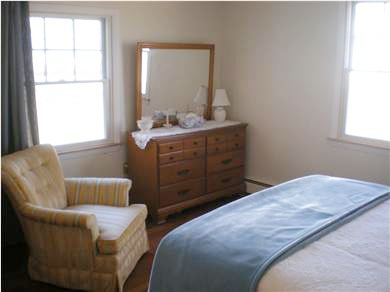 East Falmouth Cape Cod vacation rental - Guest bedroom with queen bed