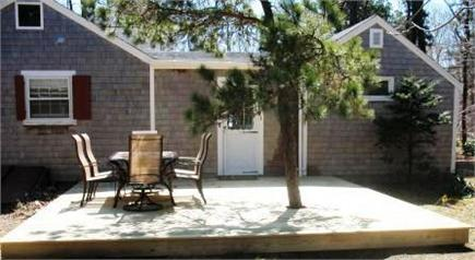 Eastham Cape Cod vacation rental - Spacious deck with grill