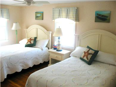 Yarmouth Cape Cod vacation rental - 2nd Bedroom (2 Full Beds) - Taken Summer, 2015