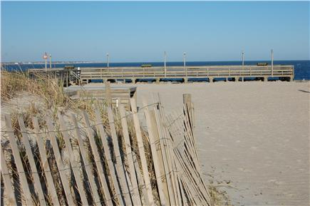 South Yarmouth Cape Cod vacation rental - Bass River Beach has a pier and boat launch - 1.8 miles