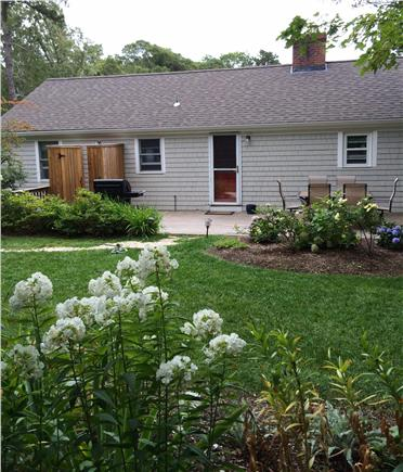 Orleans Cape Cod vacation rental - Back of the house
