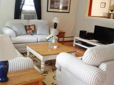 Orleans Cape Cod vacation rental - Large living room