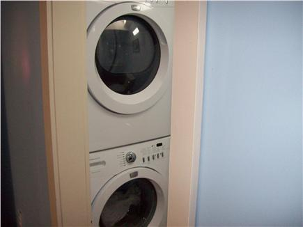 South Yarmouth Cape Cod vacation rental - New Washer/ Dryer