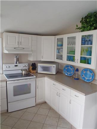 Marshfield, Brant Rock MA vacation rental - Fully featured kitchen incl. dishwasher, microwave, toaster oven