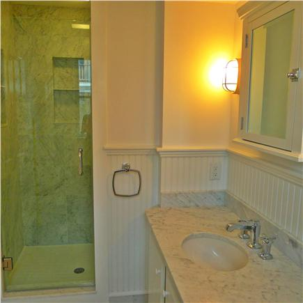 West Yarmouth Cape Cod vacation rental - All three bathrooms, and the outdoor shower, are newly renovated.