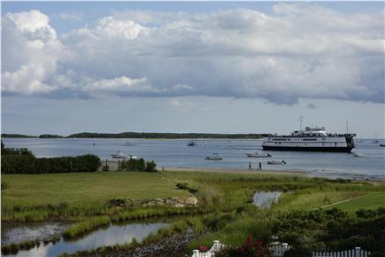 West Yarmouth Cape Cod vacation rental - The view from the living room window is breathtaking.