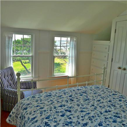 West Yarmouth Cape Cod vacation rental - Queen bedroom on the upper floor.