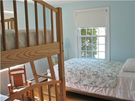 Brewster Cape Cod vacation rental - 3rd bedroom - 3 single beds