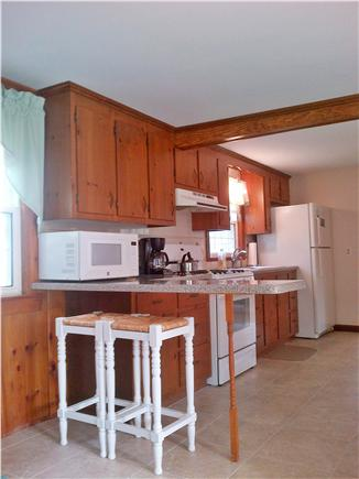 Dennisport Cape Cod vacation rental - Spacious and well equipped kitchen