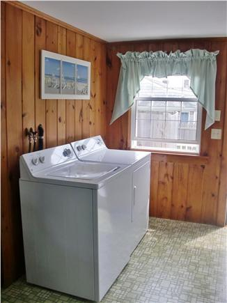 Dennisport Cape Cod vacation rental - Washer and Dryer