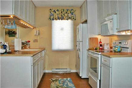 Brewster Cape Cod vacation rental - Kitchen fully equipped with all appliances including icemaker