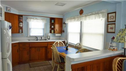 Dennisport Cape Cod vacation rental - Fully equipped, eat-in kitchen