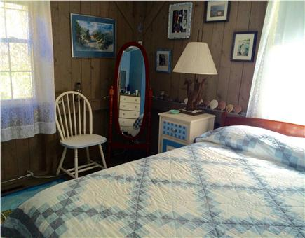 Orleans Cape Cod vacation rental - Double bedroom gets morning sun