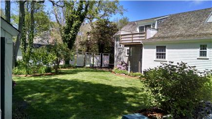Orleans Cape Cod vacation rental - Large, private back yard