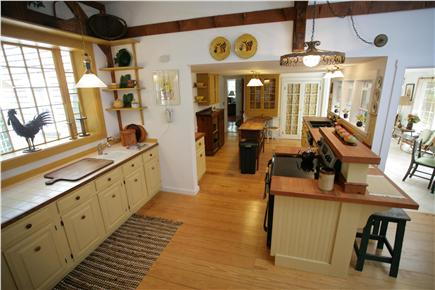 Orleans Cape Cod vacation rental - Kitchen with breakfast bar