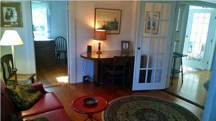Orleans Cape Cod vacation rental - Front parlor