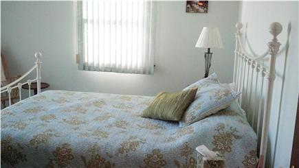 Sagamore Beach, Bourne Sagamore Beach vacation rental - Second Floor Bedroom with Queen Bed & Ocean View